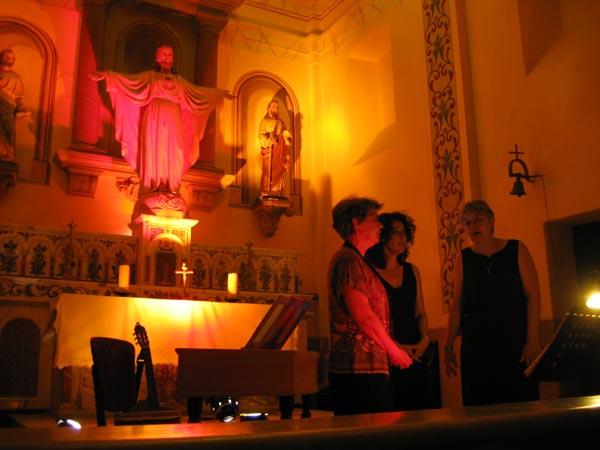 Messe à Vignale