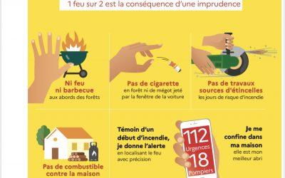 Prévention des feux de forêts
