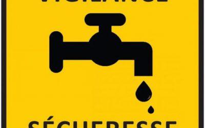 Vigilance sécheresse
